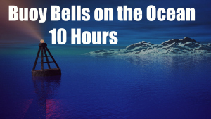 Buoy Bells on the ocean