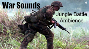 War Sounds Jungle Battle