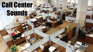 Office Sounds - Call Center