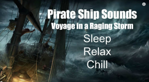 Voyage in raging storm 10 Hours